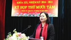 Tập trung thực hiện 3 tiêu chí, đưa Thanh Trì phát triển lên quận vào năm 2023