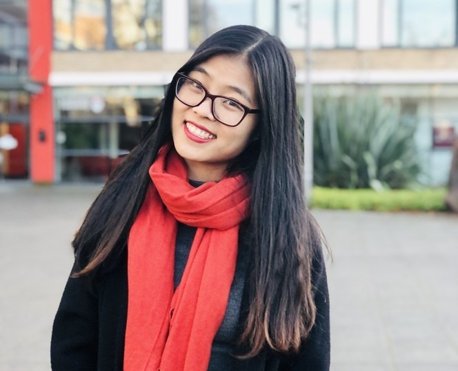 Cô gái trẻ mong ước được trở về nước làm giảng viên