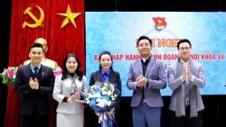 Đồng chí Bùi Lan Phương trở thành tân Phó Bí thư Thành đoàn Hà Nội