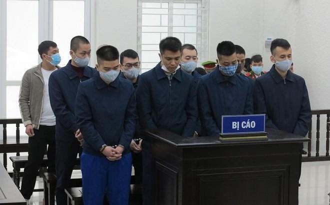 Phạt tù nhóm đối tượng quay clip cưỡng đoạt tiền lực lượng chức năng ảnh 1