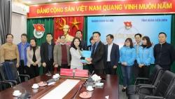 Thành đoàn Hà Nội ký kết chương trình kết nghĩa với Tỉnh đoàn Điện Biên