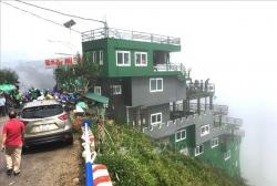 Đề nghị Hà Giang cung cấp thông tin về cải tạo, sử dụng công trình Panorama Mã Pì Lèng