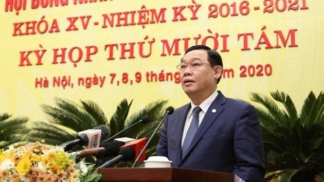 Hà Nội thành lập Ban Chỉ đạo bầu cử đại biểu Quốc hội và HĐND các cấp