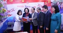 Tưng bừng khai mạc Hội Báo Xuân Canh Tý Hà Nội 2020