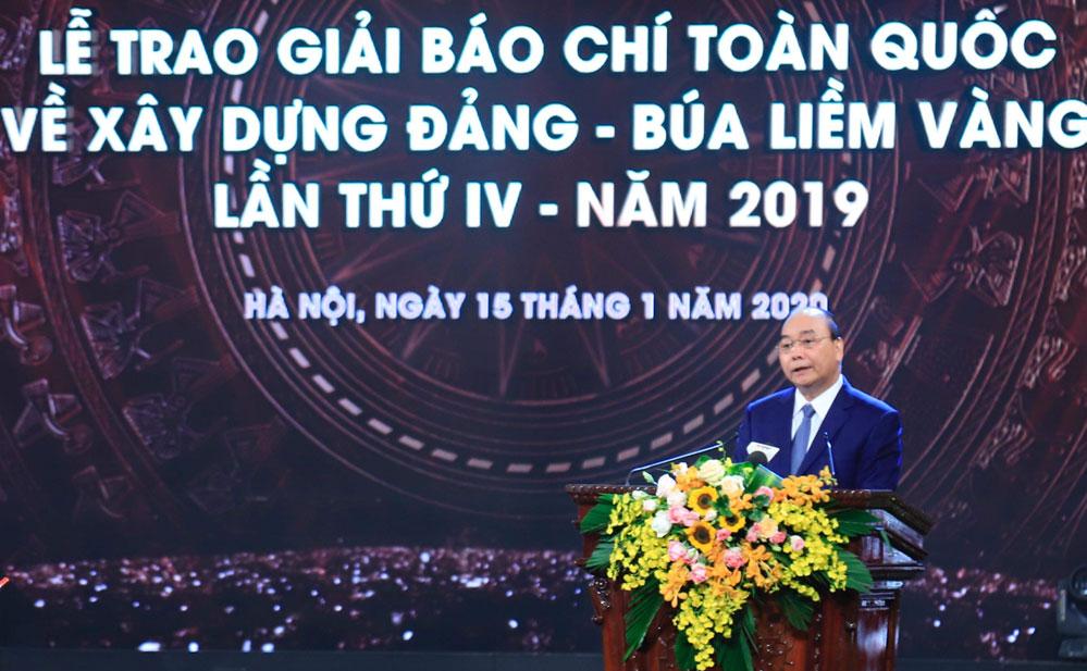 giai bua liem vang 2019 vinh danh 57 tac pham bao chi xuat sac
