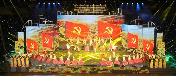 Nhiều chính đảng Mỹ Latinh gửi thông điệp chào mừng Đại hội XIII