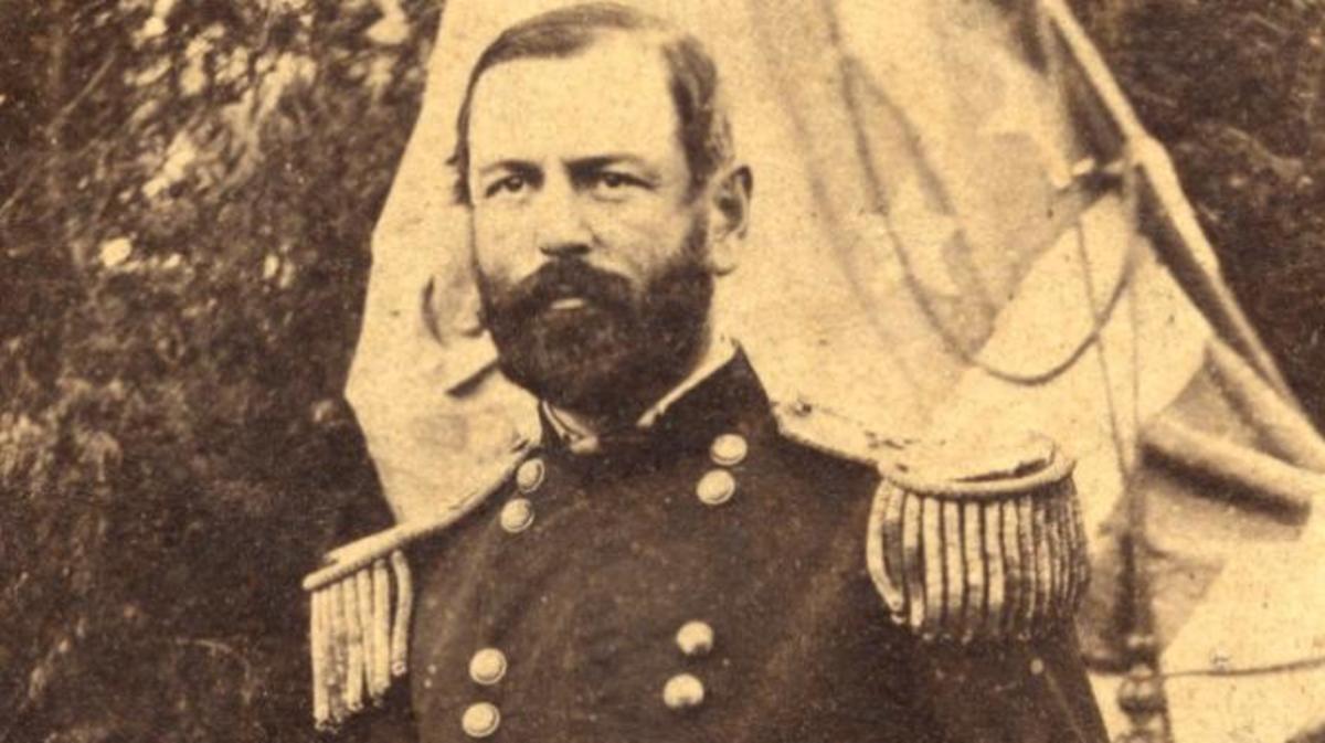 Fitz John Porter. Ảnh: History