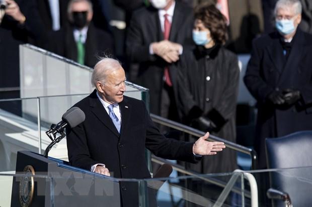 Thêm nhiều lãnh đạo thế giới chúc mừng tân Tổng thống Mỹ Joe Biden