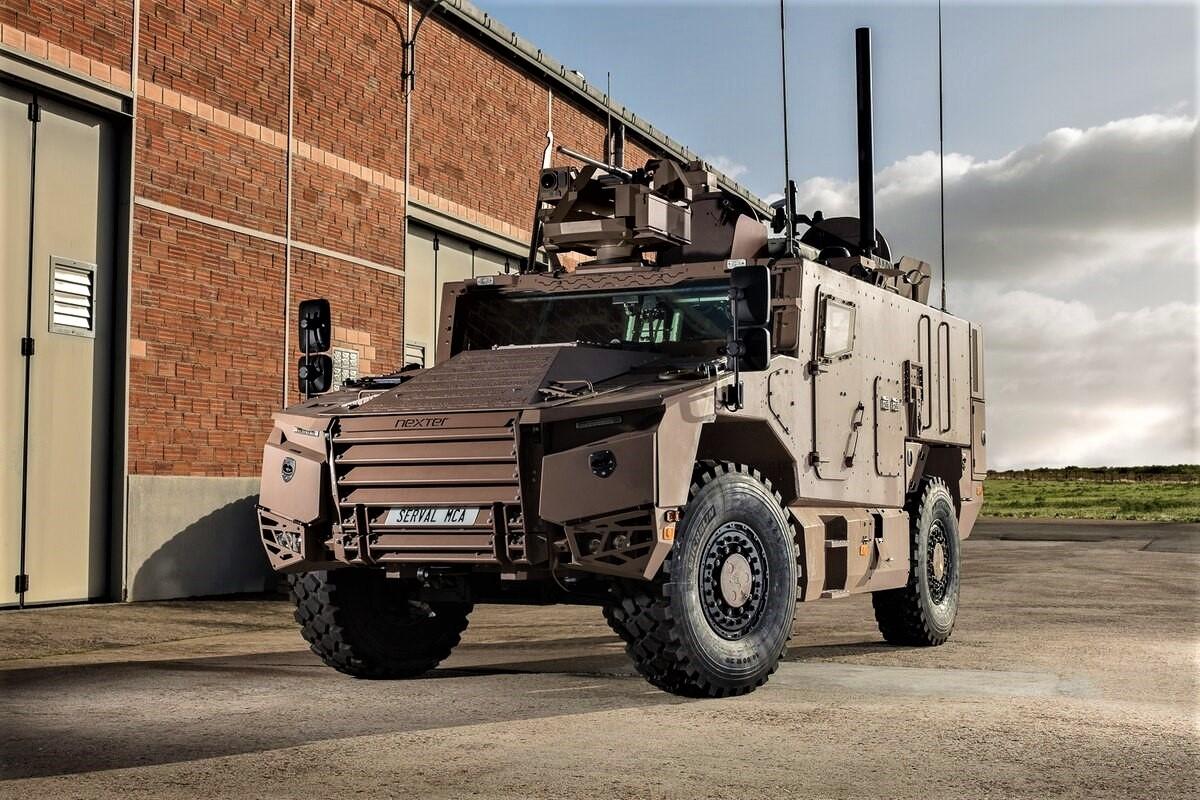 Quân đội Pháp đặt hàng lô lớn xe bọc thép hạng nhẹ đa năng mới
