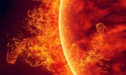 Bão Mặt trời đang hướng thẳng đến Trái đất với vận tốc 1,8 triệu km/giờ