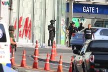 Hiện trường vụ xả súng ở Thái Lan làm ít nhất 20 người chết