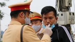 Hà Nội: Xử lý trên 430.000 trường hợp vi phạm trật tự an toàn giao thông