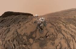"""Những hình ảnh ấn tượng """"có một không hai"""" trên sao Hỏa"""