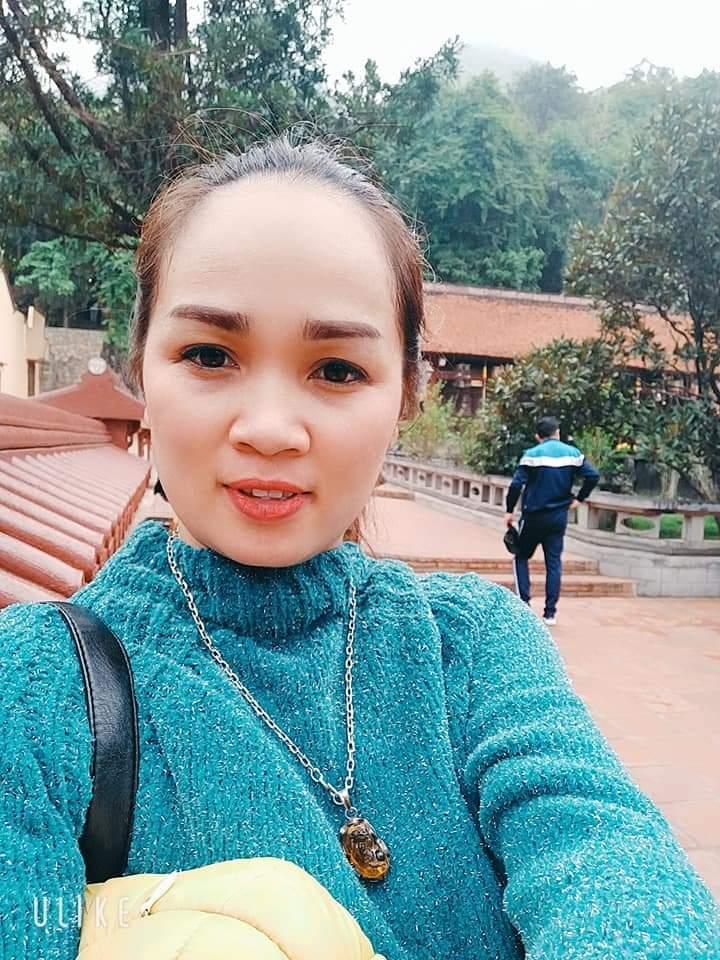 Chị Trần Thu Thủy