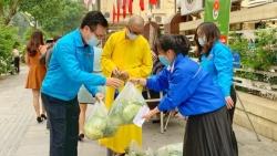 Tuổi trẻ Thủ đô chung tay hỗ trợ nông dân Hải Dương tiêu thụ nông sản