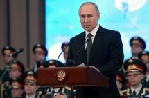 Ông Putin lên tiếng về tình hình Covid-19 ở Nga