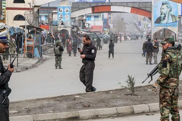 Afghanistan: Tổ chức IS thừa nhận chủ mưu vụ tấn công tại Kabul