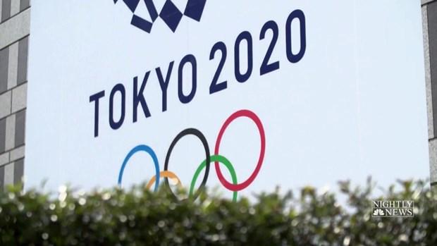 thu tuong nhat ban lan dau de cap kha nang hoan olympic tokyo 2020