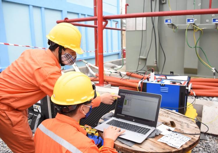 EVNHANOI lên phương án đảm bảo cấp điện phục vụ công tác ứng phó dịch Covid-19