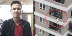 Chủ tịch UBND TP Hà Nội khen thưởng đột xuất nam thanh niên cứu bé gái rơi từ tầng 12A chung cư