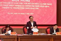 Thay đổi tư duy, tầm nhìn, đưa Hà Nội thành trung tâm văn hóa lớn của cả nước