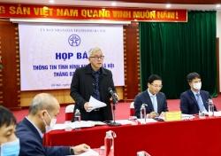 Hà Nội dự kiến tiêm vắc xin đầy đủ cho công dân trên 18 tuổi, kể cả người dân vãng lai