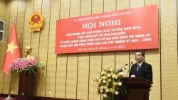 Hà Nội phát động đợt thi đua cao điểm tổ chức thành công cuộc bầu cử đại biểu Quốc hội và HĐND các cấp