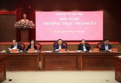 Thường trực Thành ủy nhất trí cao với dự thảo 6 chương trình công tác toàn khóa