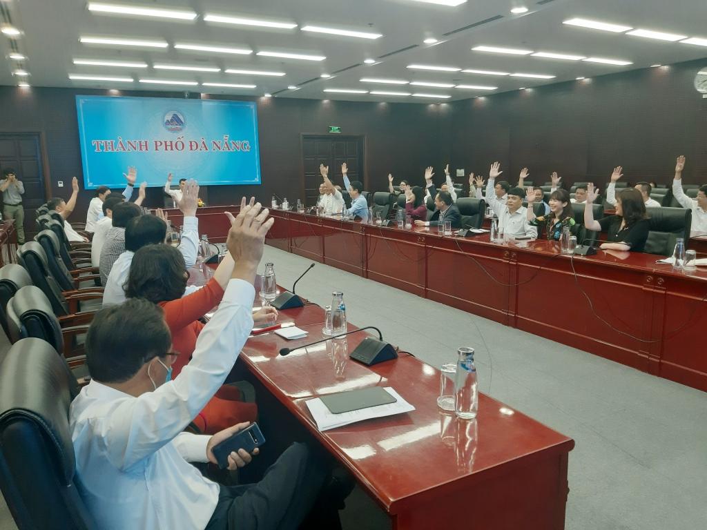 Đà Nẵng: Thống nhất giới thiệu ông Lê Trung Chinh ứng cử đại biểu HĐND khóa X