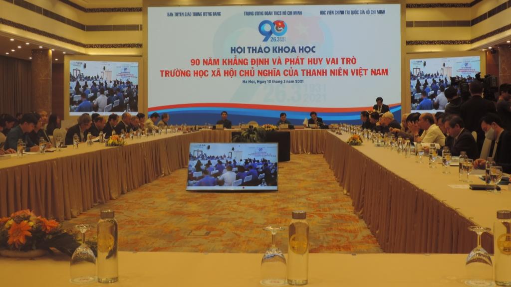 Bồi đắp cho thế hệ trẻ lòng tự hào về Đoàn TNCS Hồ Chí Minh