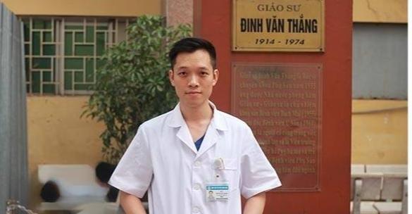 Bác sĩ Nguyễn Việt Quang