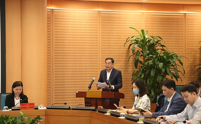 Ông Lê Hồng Sơn phát biểu khai mạc hội nghị
