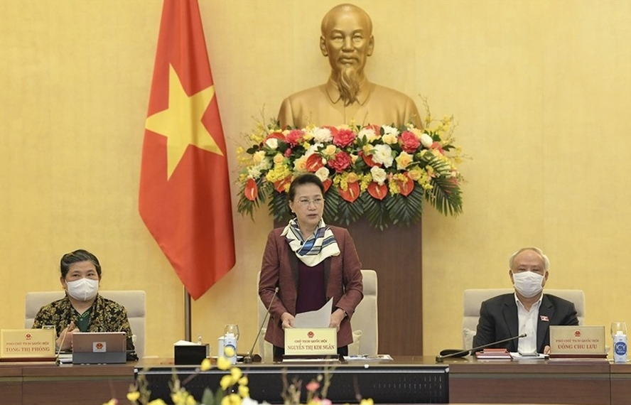 Ủy ban Thường vụ Quốc hội sẽ cho ý kiến về công tác nhân sự để trình Quốc hội