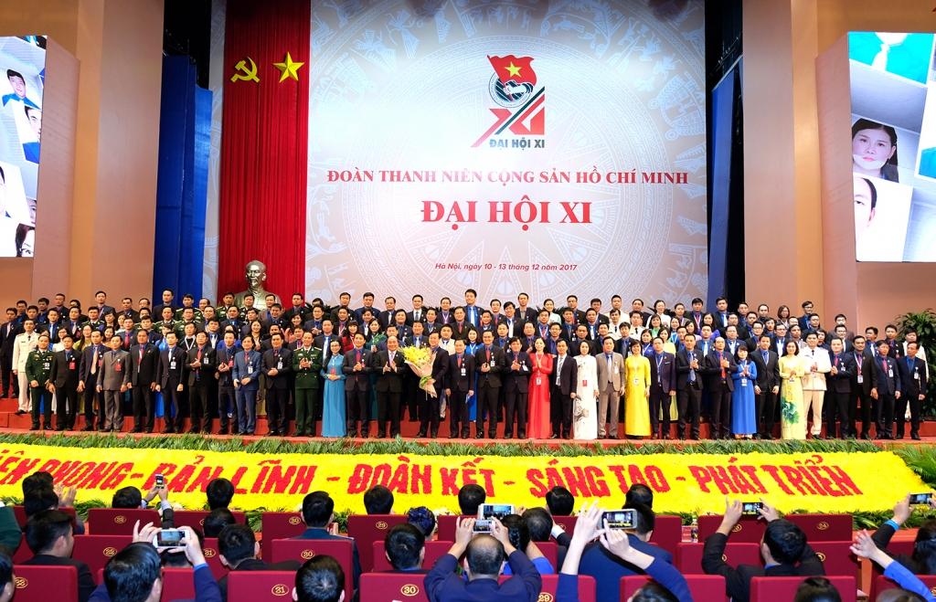 Một kỳ Đại hội gần nhất của Đoàn TNCS Hồ Chí Minh