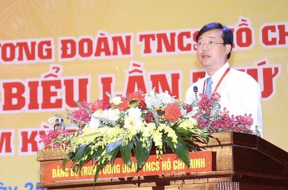 Anh Lê Quốc Phong, nguyên Bí thư Thứ nhất Trung ương Đoàn