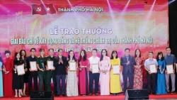 Hà Nội ban hành kế hoạch tổ chức hai giải báo chí lớn