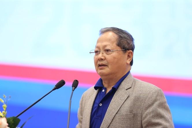 Ông Hà Quang Dự, nguyên Bí thư thứ nhất Trung ương Đoàn