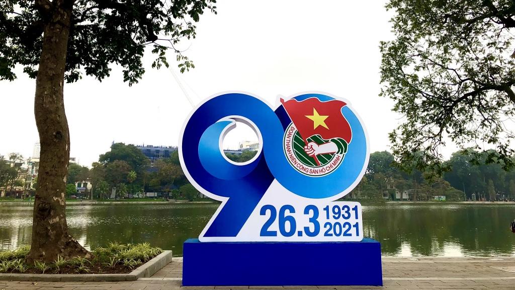 Thủ đô Hà Nội gập sắc xanh hướng tới kỷ niệm 90 năm thành lập Đoàn TNCS Hồ Chí Minh