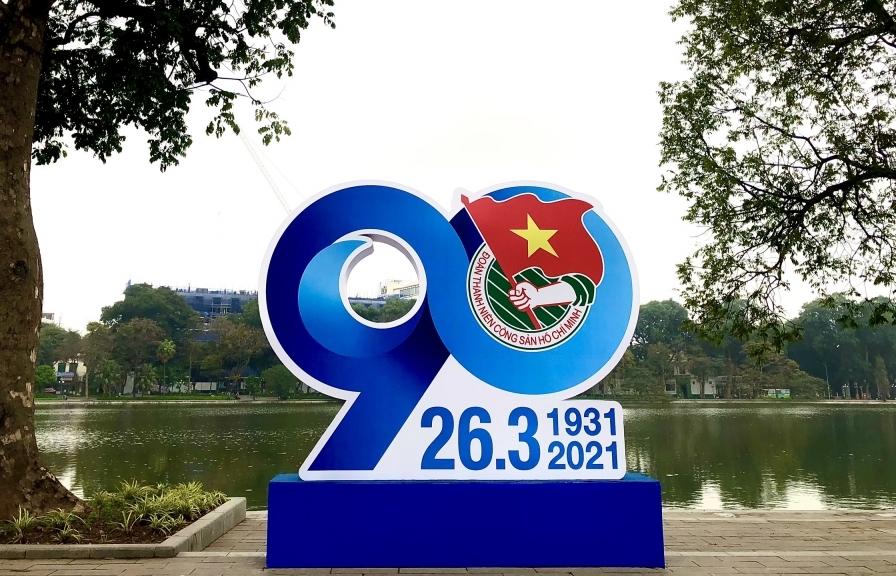 Ngập sắc xanh hướng tới kỷ niệm 90 năm thành lập Đoàn TNCS Hồ Chí Minh