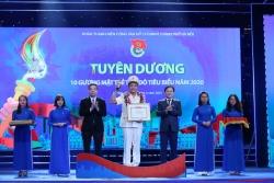 Vinh danh 10 gương mặt trẻ Thủ đô tiêu biểu năm 2020