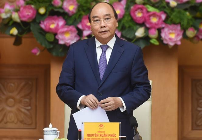 Thủ tướng mong muốn thanh niên góp sức lập nên kỳ tích phát triển mới của đất nước. Ảnh: VGP/Quang Hiếu