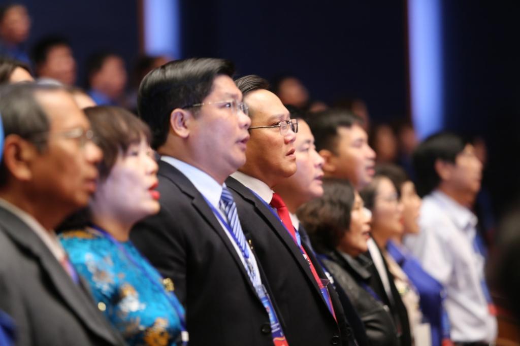 Đại biểu tham dự hội nghị