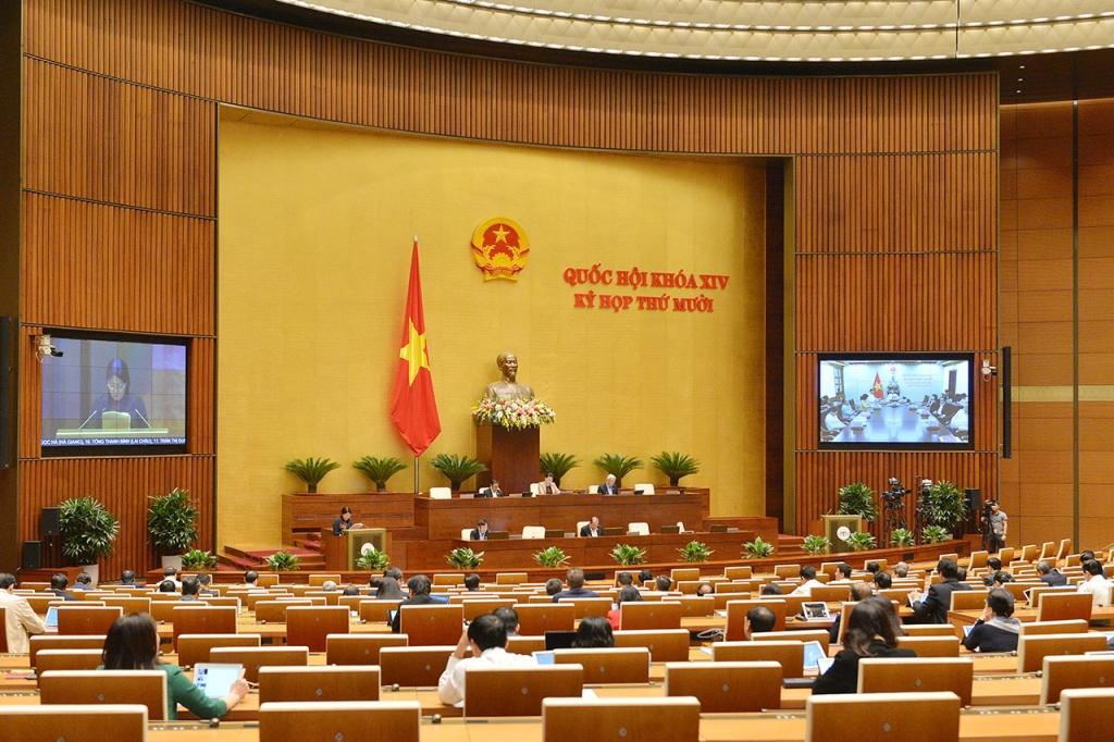 Kỳ họp thứ 10 Quốc hội khóa XIV ngày 26/10/2020