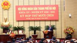 HĐND TP Hà Nội xem xét chủ trương đầu tư 5 dự án sử dụng vốn đầu tư công