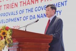 """Cam kết """"rót"""" hàng tỷ USD đưa Đà Nẵng lên thành phố tài chính ngang tầm thế giới"""