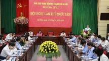 Phát biểu của Bí thư Thành uỷ Hoàng Trung Hải tại Hội nghị lần thứ 18 BCH Đảng bộ TP Hà Nội