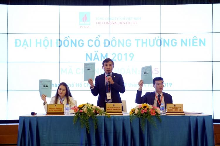 pv gas cong bo thong tin ve viec gia han to chuc dai hoi dong co dong thuong nien nam 2020