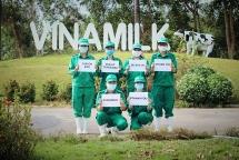 Vinamilk ủng hộ 15 tỷ đồng tiếp sức các đơn vị tuyến đầu chống dịch