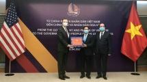 Mỹ hỗ trợ Việt Nam 4,5 triệu USD chống đại dịch Covid-19