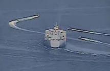 Tàu Iran đối đầu Hải quân Mỹ, thổi bùng căng thẳng ở vùng Vịnh